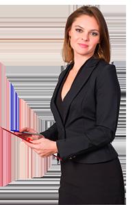 Екатерина Андреева, старший менеджер